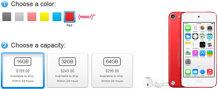 Apple thêm camera cho iPod Touch 16GB, giảm giá cả dòng sản phẩm