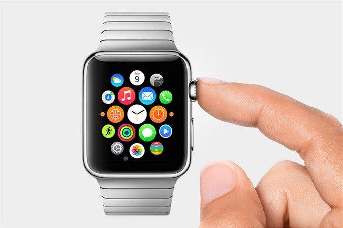 Apple trình làng phiên bản OS 2.0 cho Apple Watch
