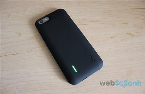 UNU iPhone battery case