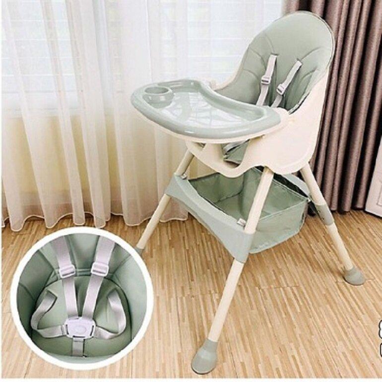 Vì sao cần mua ghế ăn dặm cho bé 6 tháng? Kinh nghiệm chọn mua ghế ăn dặm cho bé 6 tháng