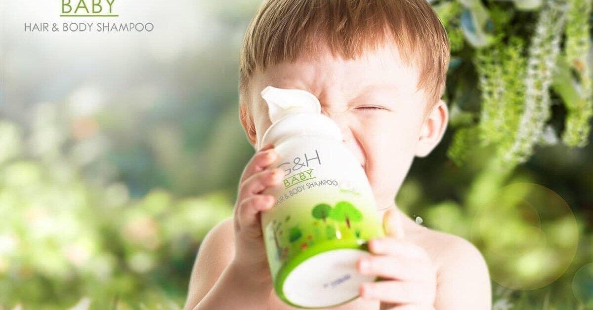 Sữa tắm Amway cho bé có tác dụng gì?