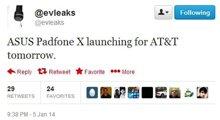 Asus chuẩn bị ra mắt điện thoại '2 trong 1' cấu hình khủng