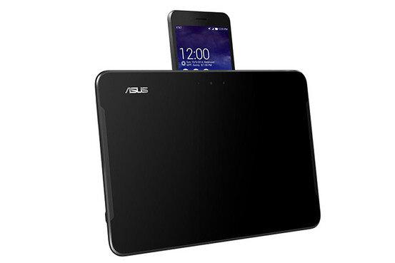 """Asus chuẩn bị tung """"bom tấn"""" Padfone, kết hợp giữa tablet và smartphone"""
