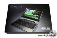 Asus Eee Pad Transformer TF101: máy tính bảng hay notebook?