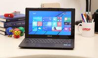 ASUS K200MA: laptop màn hình cảm ứng giá rẻ
