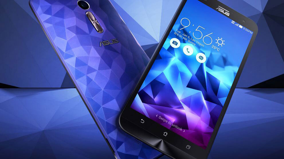 ASUS ra mắt Zenfone 2 Deluxe Special Edition bộ nhớ trong 256 GB