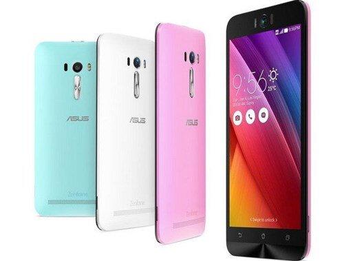 Asus sắp trình làng thế hệ Zenfone giá rẻ mới đầu tháng 8