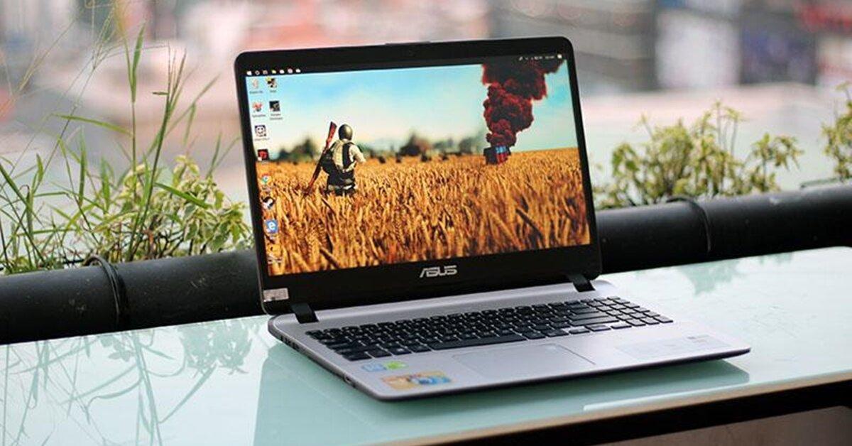 Asus Vivobook X507UF: Laptop có thiết kế khá dị, cấu hình ổn trong tầm giá 15 triệu