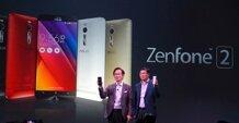 Asus Zenfone 2 chính thức ra mắt người dùng Đông Nam Á