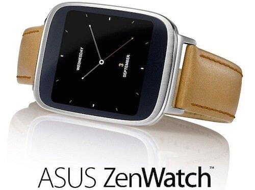 Asus ZenWatch sẽ được phát hành tại Mỹ vào ngày mai với giá 199 USD