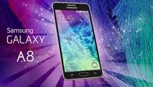 Samsung Galaxy A8 dần lộ diện: khung viền mỏng cùng cảm biến vân tay