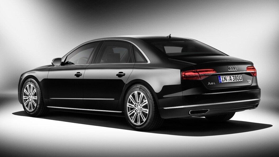 Audi ra mắt xe hơi siêu sang chống đạn bền nhất thế giới