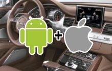 Audi sẽ sử dụng Apple CarPlay và Android Auto trên những mẫu xe sắp tới