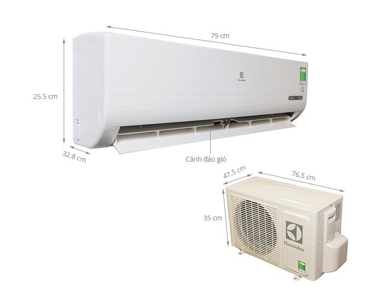 Máy lạnh Electrolux ESM09HRF-D2