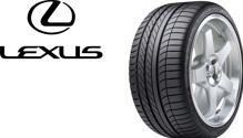 Bảng giá các loại lốp dành cho ô tô Lexus cập nhật thị trường tháng 2/2016
