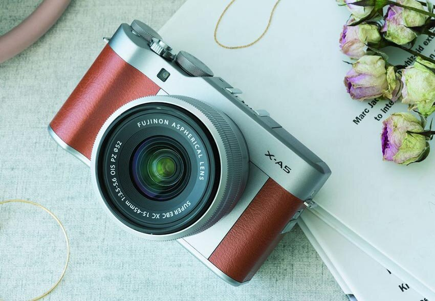 Máy ảnh Fujifilm X-A5