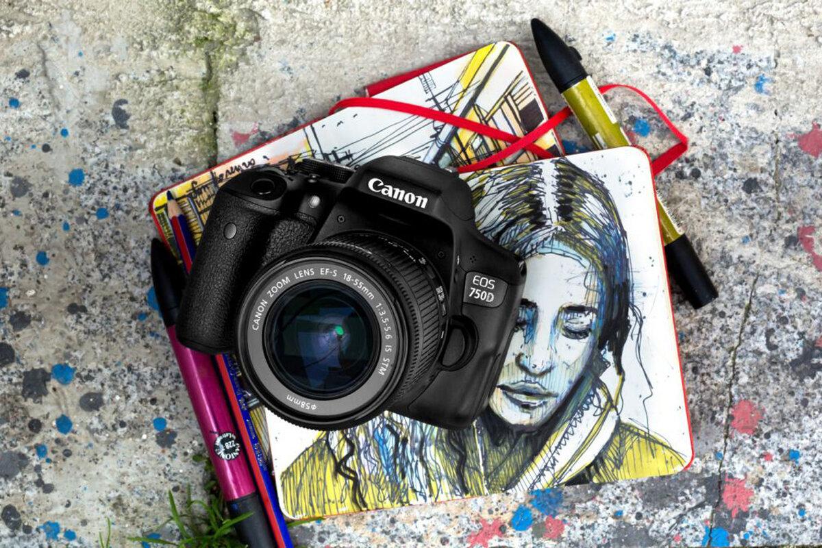 Mua máy ảnh Canon EOS 750D bạn sẽ được sở hữu một sản phẩm tuyệt vời