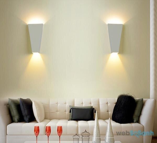 Đèn ngủ treo tường đèn Led đẹp