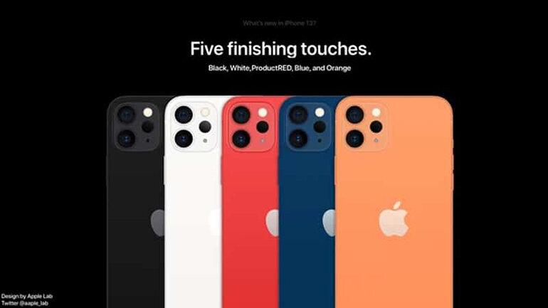 iphone 13 có những màu nào