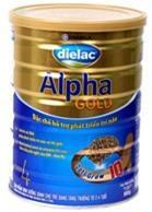 Sữa Dielac Alpha Gold Step 4 - hộp 900g (dành cho trẻ từ 2-4 tuổi)