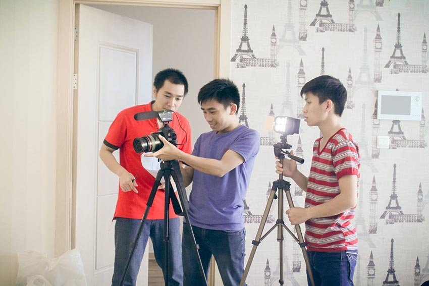 Quay phim bằng máy ảnh sẽ cho chất lượng ảnh tốt nhất