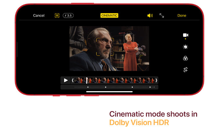 đánh giá camera iphone 13 mini