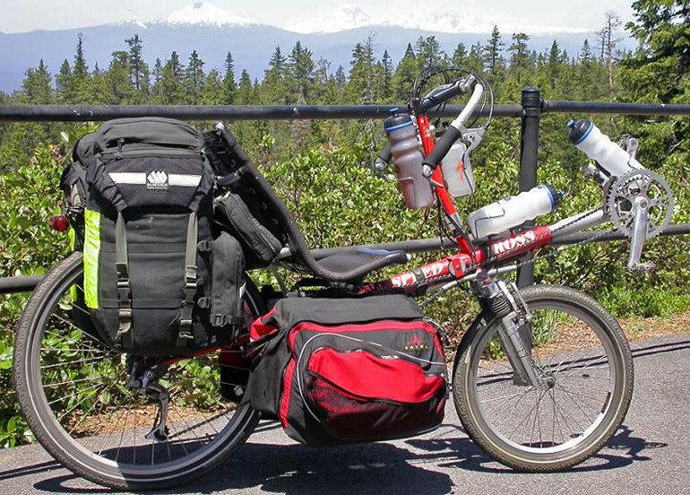 xe đạp touring