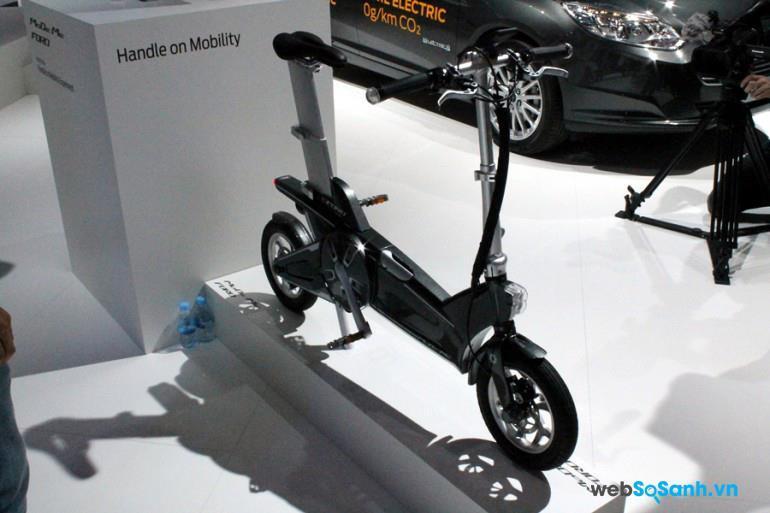 Xe đạp cho người dân đô thị Mode:Me