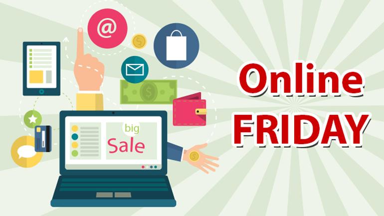 9101631cb8 Bỏ lỡ Black Friday  Đừng buồn đã có Online Friday 2017 – ngày mua ...