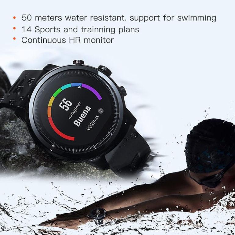 Tiêu chuẩn chống nước trên đồng hồ thông minh