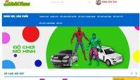 BabiPlaza – Thế giới đồ chơi trẻ em