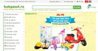 Babymart.vn – Nơi bố mẹ gửi trọn niềm tin