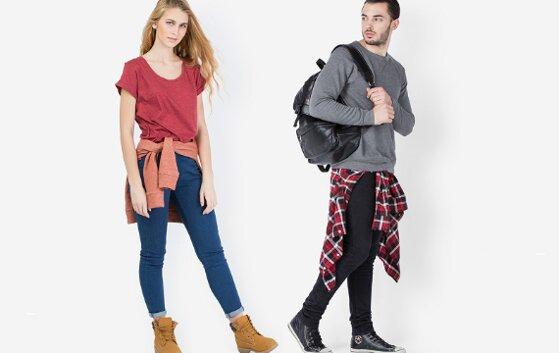 Back to basic -  Phong cách thời trang tối giản