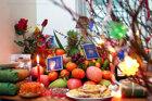 Bài khấn và cách sắp lễ cúng Giao thừa trong nhà