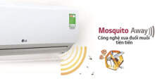 Bạn biết gì về chức năng đuổi muỗi trên điều hoà ?
