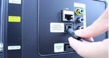 Bạn biết gì về cổng Optical giúp truyền tải âm thanh nhanh chóng, chất lượng?