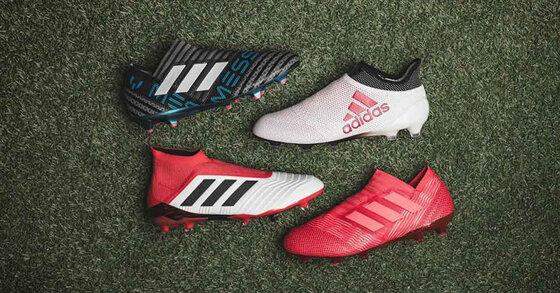 Bạn biết gì về giày bóng đá không dây của Adidas?