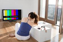 Bạn cần làm gì khi tivi không có tín hiệu?