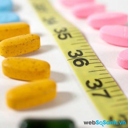 Bản chất của các loại thuốc giảm cân trên thị trường