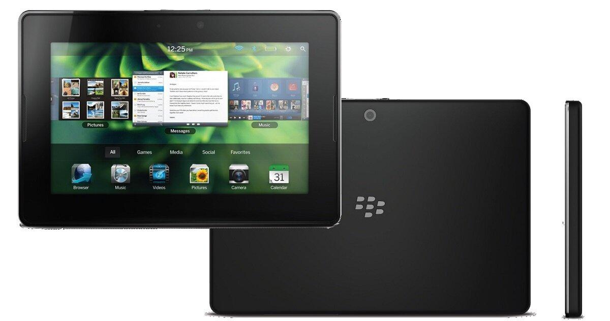 Bạn có biết BlackBerry cũng sản xuất máy tính bảng chứ không chỉ điện thoại?