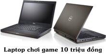 Bạn có thể mua mẫu laptop chơi game nào trong tầm giá 10 triệu đồng?