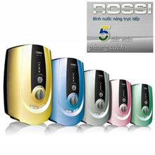 Bạn đã biết cách lắp bình nóng lạnh trực tiếp Rossi an toàn?