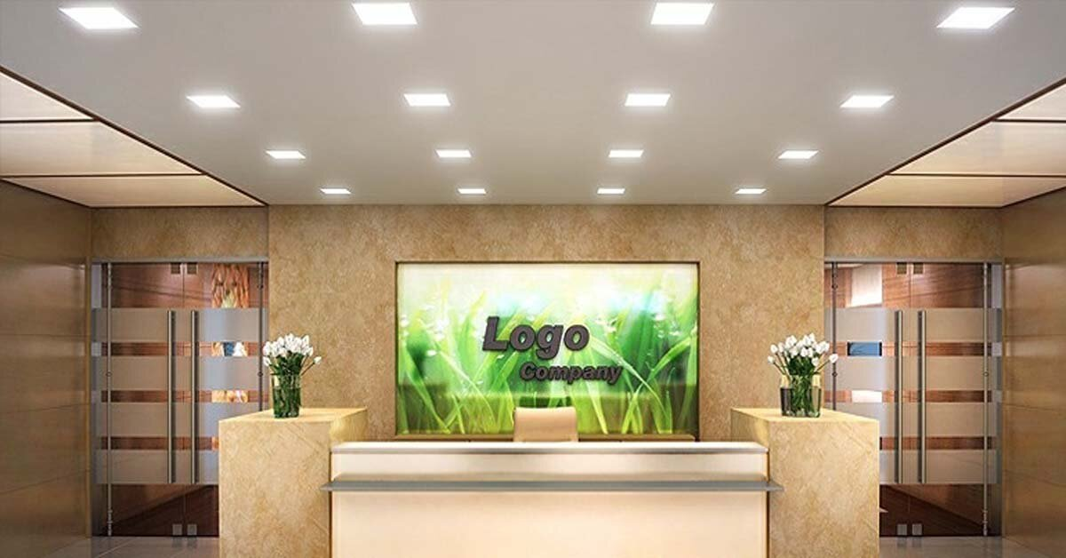Bạn đã biết cách phối hợp đèn led ốp trần cho kiến trúc có sử dụng thạch cao chưa?