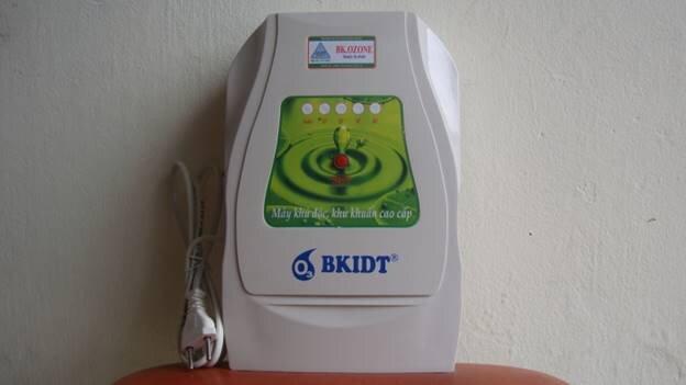 Bạn đã biết cách sử dụng máy khử độc rau củ quả bằng khí ozone chưa?