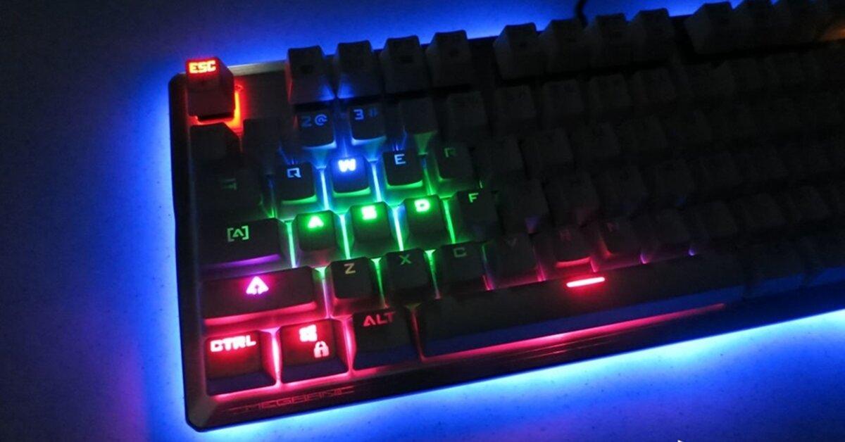 Bàn phím Eblue là gì? Có nên mua và sử dụng bàn phím Eblue hay không?