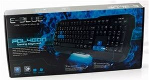 Bàn phím Keyboard E-Blue Polygon -EKM 075