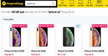 Bảng giá bán điện thoại iPhone Xr , iPhone Xs , iPhone Xs Max chính hãng tại Việt Nam