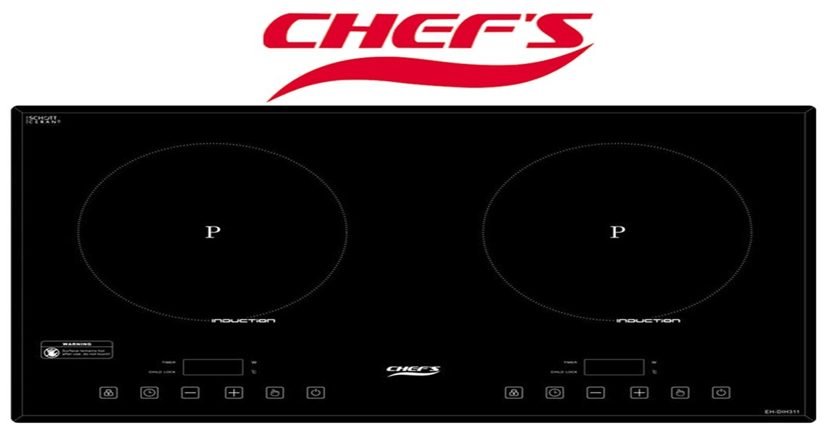 Bảng giá bếp điện từ Chef's mới nhất