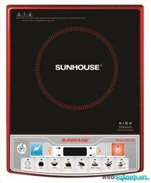 Bảng giá bếp điện từ đơn Sunhouse mới nhất tháng 12/2017
