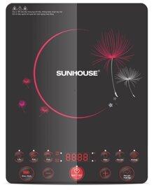 Bảng giá bếp điện từ đơn Sunhouse cập nhật tháng 11/2015